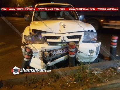 Photo of Ավտովթար Երևանում. բախվել են Mitsubishi-ն ու Mazda-ն. կան վիրավորներ