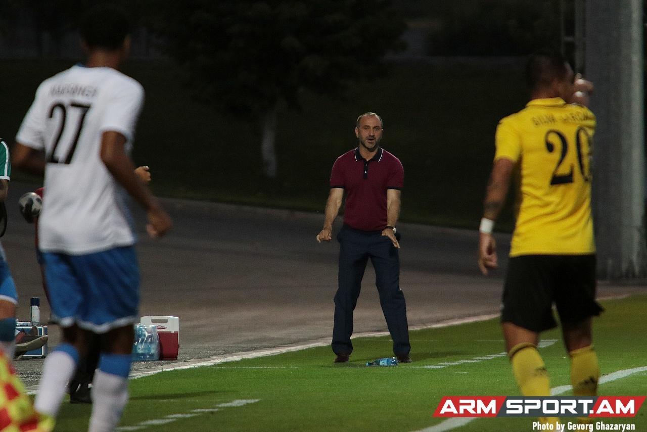 Photo of Արարատ-Արմենիան 4 անընդմեջ խաղում չի հաղթում, Եղիշե Մելիքյանի նորամուտը հայկական ֆուտբոլում հաղթական չէր