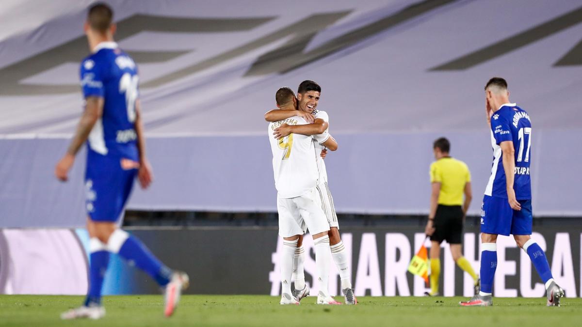 Photo of Լա լիգա․ Ռեալը հաղթեց Ալավեսին ու վերադարձրեց 4 միավորի առավելությունը