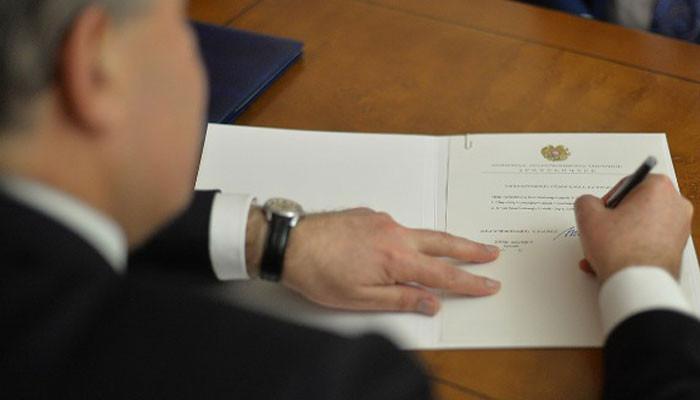 Photo of Նախագահը ՀՀ ոստիկանության պետի առաջին տեղակալ է նշանակել