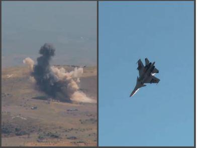 Photo of Армянские истребители СУ-30СМ произвели испытания ракет класса «небо-земля»