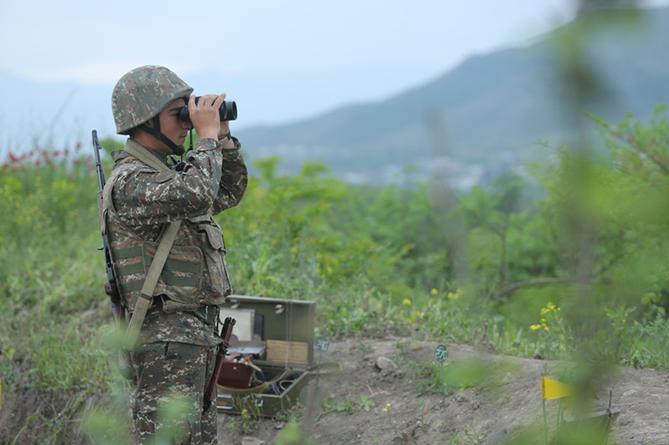 Photo of Обстрелы Тавушской области Армении Азербайджаном почти прекратились — Ованнисян