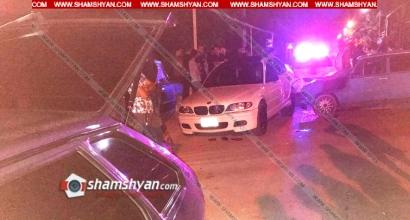 Photo of Ավտովթար Արարատի մարզում. 31-ամյա վարորդը «01»-ով բախվել է կայանված BMW-ին, BMW-ն էլ, առաջ ընթանալով, բախվել է մեկ այլ ավտոմեքենայի, կա վիրավոր