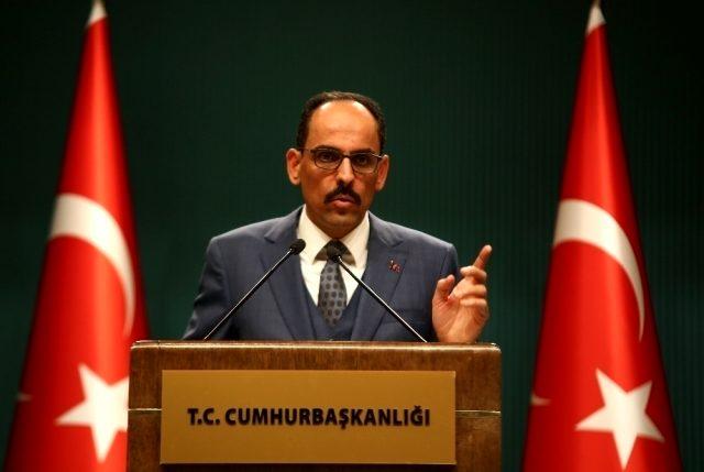 Photo of Թուրքիայի նախագահականի խոսնակն արձագանքել է հայ-ադրբեջանական սահմանի ռազմական միջադեպին