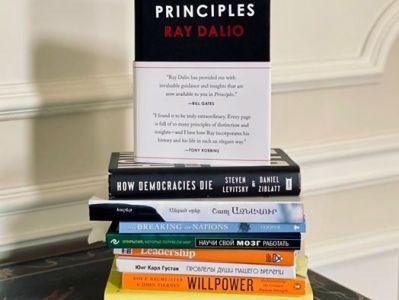 Photo of Ռոբերտ Քոչարյանը հրապարակել է իր վերջին կարդացած գրքերի ցանկը