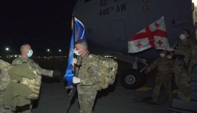 Photo of У 28 грузинских миротворцев в Афганистане подтвержден коронавирус