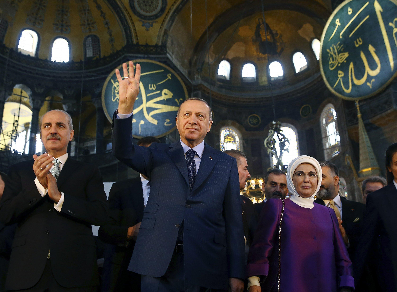 Photo of «Որոշումն ընդունված է․ Սուրբ Սոֆիայի տաճարը կվերածվի մզկիթի». թուրք լրագրող