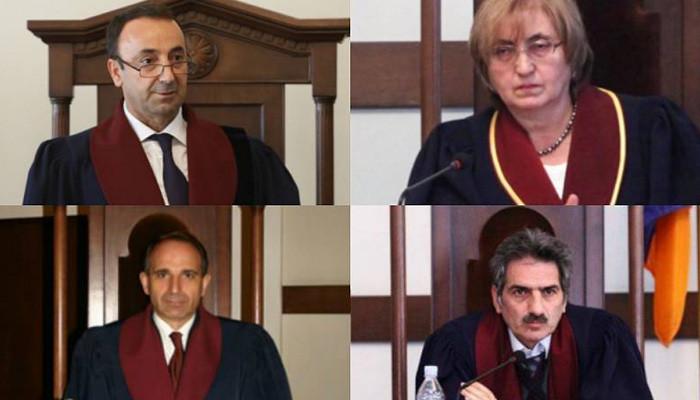Photo of «ՄԻԵԴ-ը մերժեց ՍԴ 3 նախկին դատավորների և ՍԴ նախկին նախագահի դիմումը ՀՀ-ի դեմ». Ռուբեն Ռուբինյան