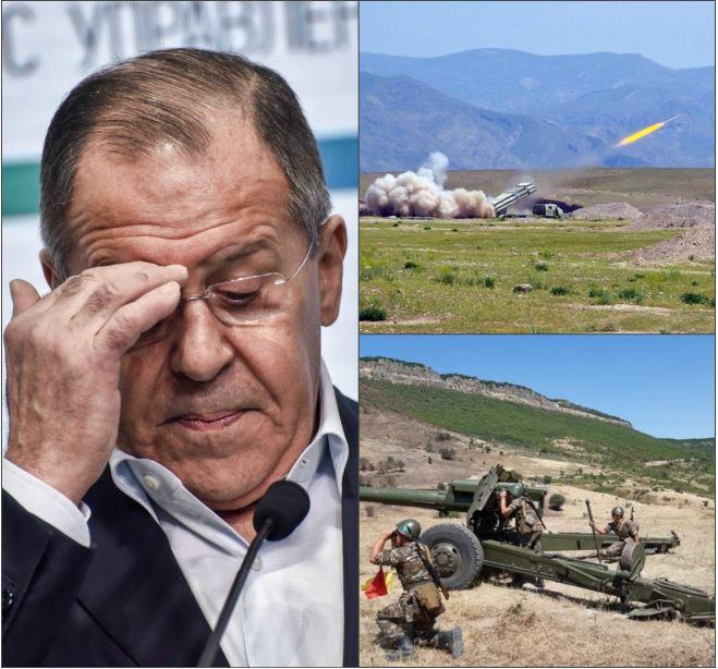 Photo of Վե՛րջ Ադրբեջանի և Հայաստանի միջև լիցքաթափման փուլին. «Թուրքիայի աշխարհաքաղաքական բլեֆը և Լավրովի «շագանակները»». Ս. Տարասով
