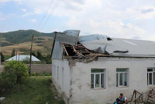 Photo of Более 572 тыс. долларов выделено в Армении на восстановление пострадавших от обстрела противника сел в Тавуше