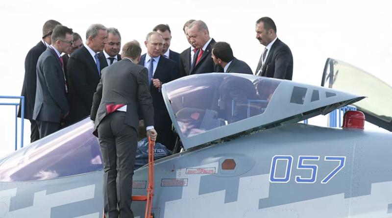 Photo of Эрдоган обратился к Москве за помощью: Турция готова закупить у России Су-35 поколения «4++»