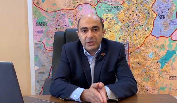 Photo of «Студенты, поступившие в зарубежные университеты, не могут получить визы и выехать в эти страны». Председатель партии «Просвещенная Армения» Э. Марукян
