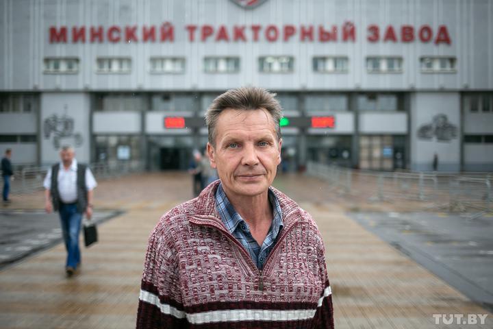 Photo of «Теперь мне не страшно». Пасынка избили на Окрестина, и отчим вышел на площадь