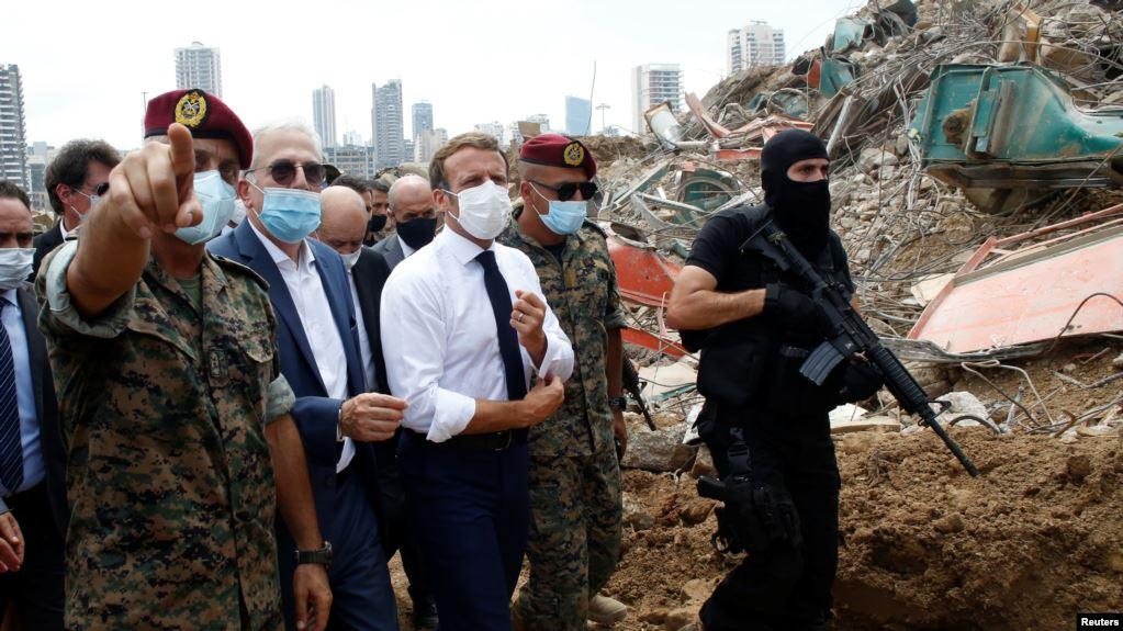 Photo of Макрон: без реформ против коррупции Ливан продолжит тонуть