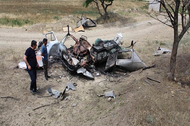 Photo of Разведка США доложит Конгрессу, кто инициирует насилие в Карабахе и на армяно-азербайджанской границе