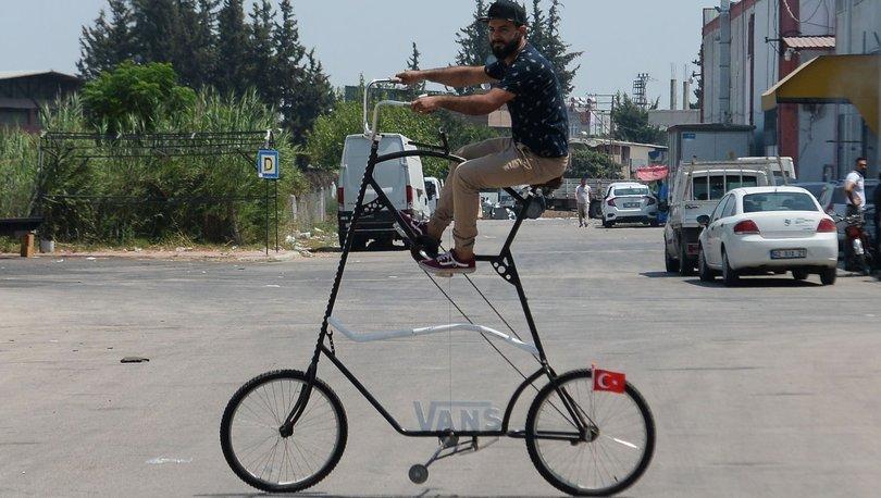 Photo of Թուրքիայիում «կորոնավիրուսից պաշտպանող» հեծանիվ են ստեղծել
