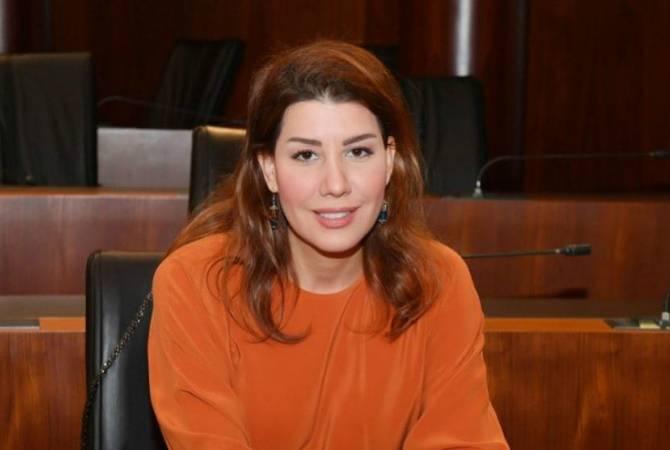 Photo of Депутат парламента Ливана Пола Якубян отказалась от мандата