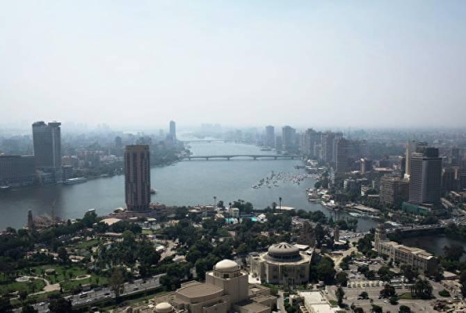 Photo of В центре Каира обрушилось пятиэтажное здание