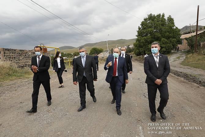 Photo of Армения становится большой строительной площадкой: премьер подвел итоги визита в Гегаркуник