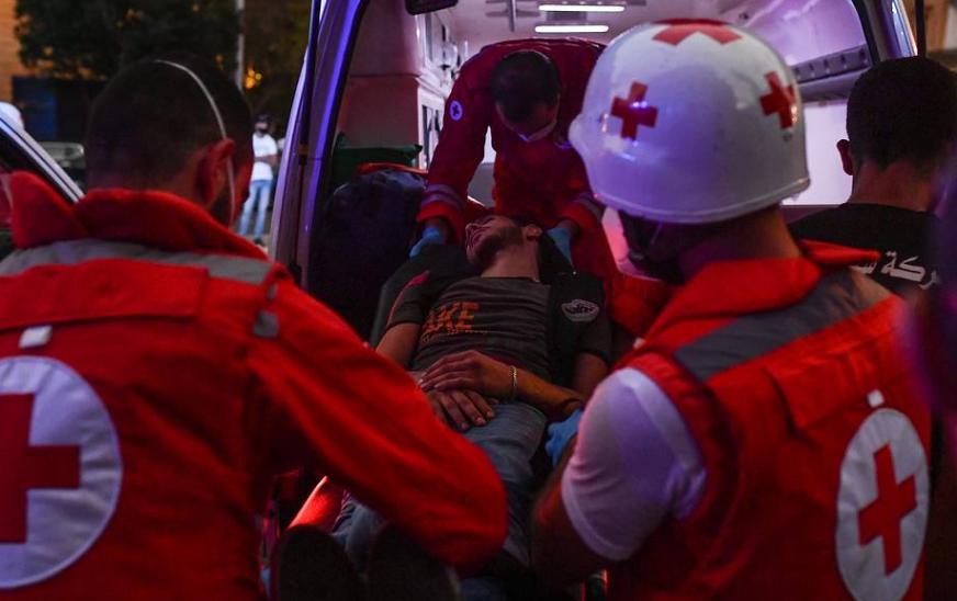 Photo of Բեյրութում տեղի ունեցած ցույցերի ընթացքում վիրավորված քաղաքացիների թիվը հասել է 490-ի