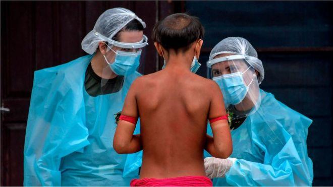 Photo of Аборигены и коренные народы особенно уязвимы для коронавируса
