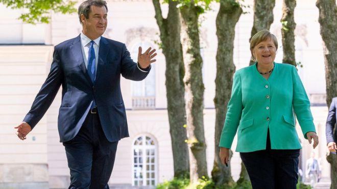 Photo of Коронавирус создал нового преемника Меркель. Сам он пока отнекивается