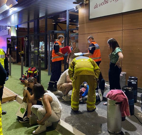 Photo of Ֆրանսիայում 20-ամյա երիտասարդն ավտոմեքենայով վրաերթի է ենթարկել մի խումբ մարդկանց. վիրավորվել է 13 մարդ