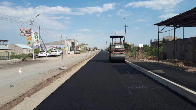 Photo of Երևան-Արտաշատ-Այգավան ճանապարհի երկու հատվածներում կատարվում են հիմնանորոգման աշխատանքներ