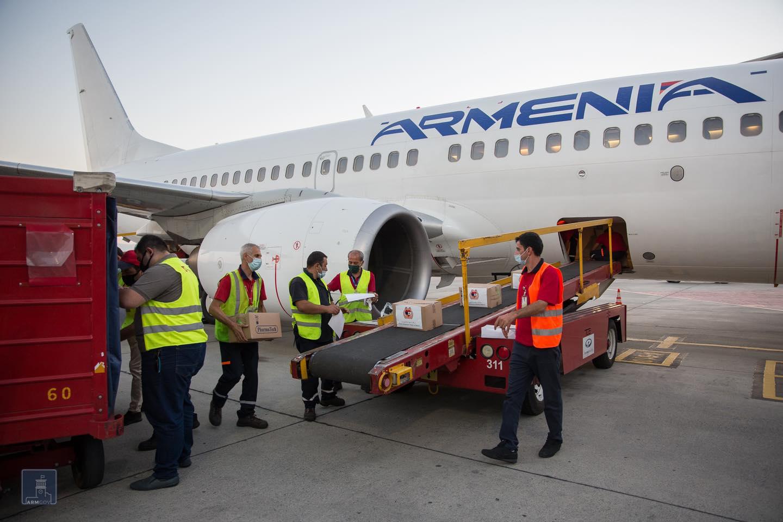 Photo of Հայաստանը մարդասիրական օգնություն ուղարկեց Լիբանան