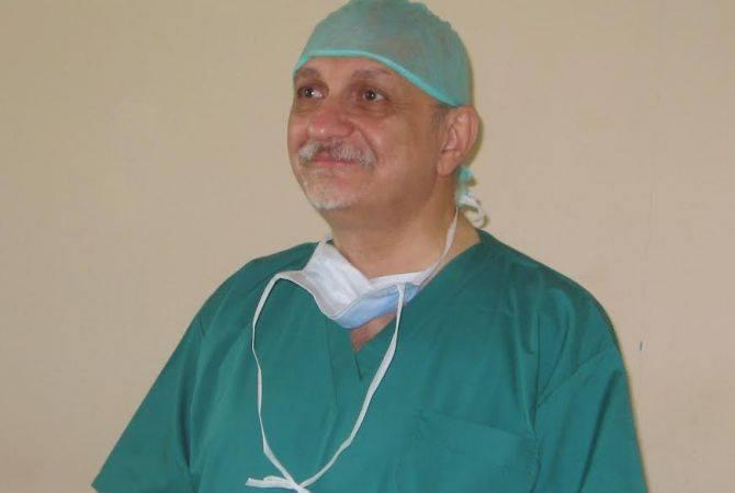 Photo of Կյանքից հեռացել է վիրաբույժ, սիրիահայ բժիշկ Ջանի Հադաթը