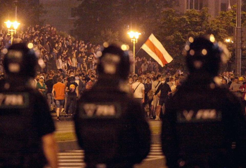 Photo of Cовместное заявление медийных организаций о ситуации в Беларуси