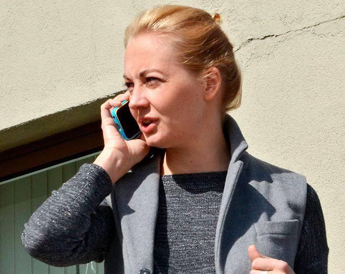 Photo of Жене Навального разрешили посетить мужа