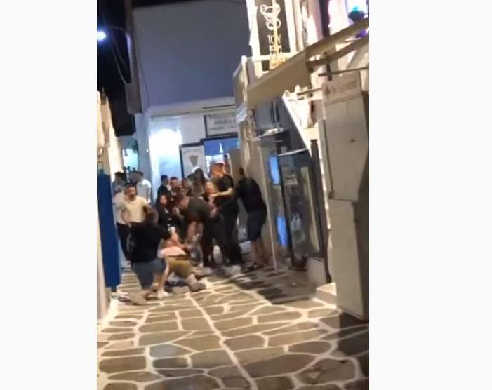 Photo of Харри Магуайр был задержан на греческом острове Миконос из-за драки около одного из баров