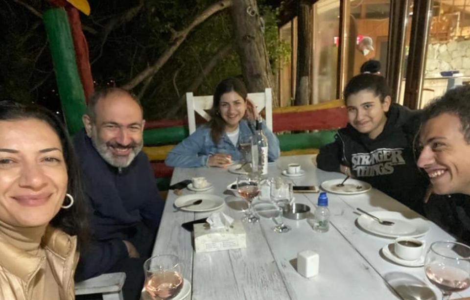 Photo of Նիկոլ Փաշինյանը Դիլիջանից ընտանեկան լուսանկար է հրապարակել