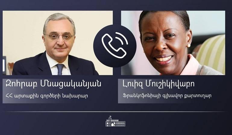 Photo of Армения придает важность поддержке семьи Франкофонии ливанскому народу