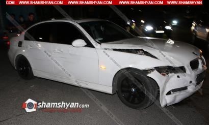 Photo of Երևանում՝ Ինտերպոլի ազգային բյուրոյի դիմաց ճակատ-ճակատի բախվել են BMW-ն ու Nissan-ը. կա վիրավոր