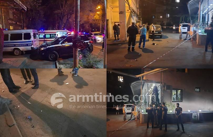 Photo of Վիճաբանություն և կրակոցներ Ալեք Մանուկյան-Սայաթ-Նովա պողոտայում. կա տուժած