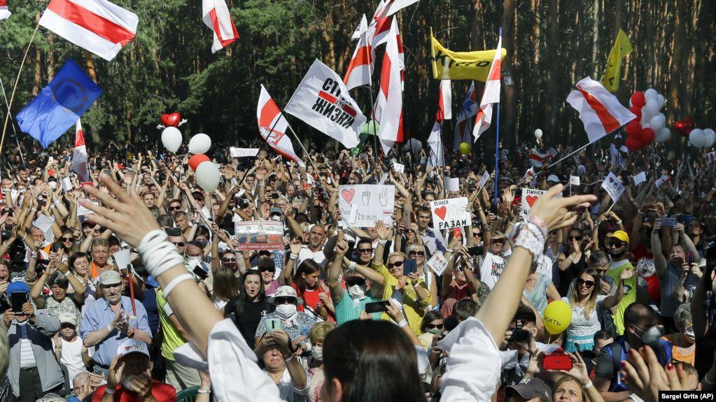 Photo of В Минске и других городах Белоруссии отменены митинги оппозиции