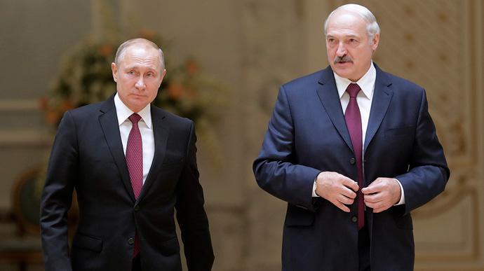 Photo of Лукашенко и Путин поговорили по телефону