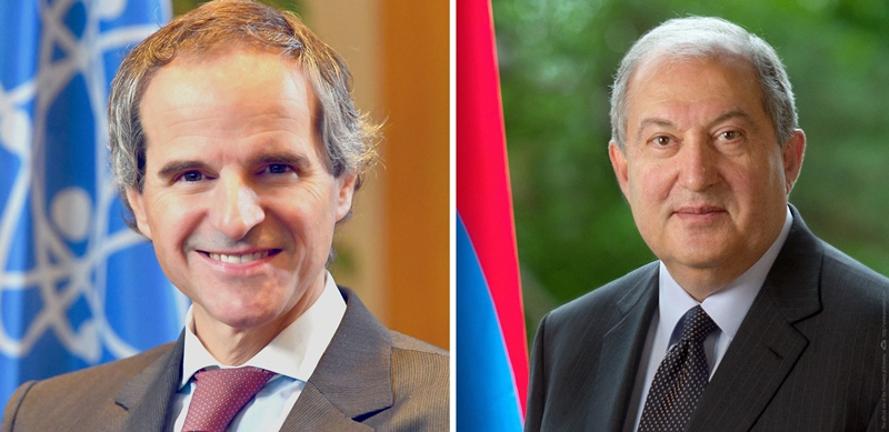 Photo of Гендиректор МАГАТЭ может посетить Армению. Известны сроки и цели