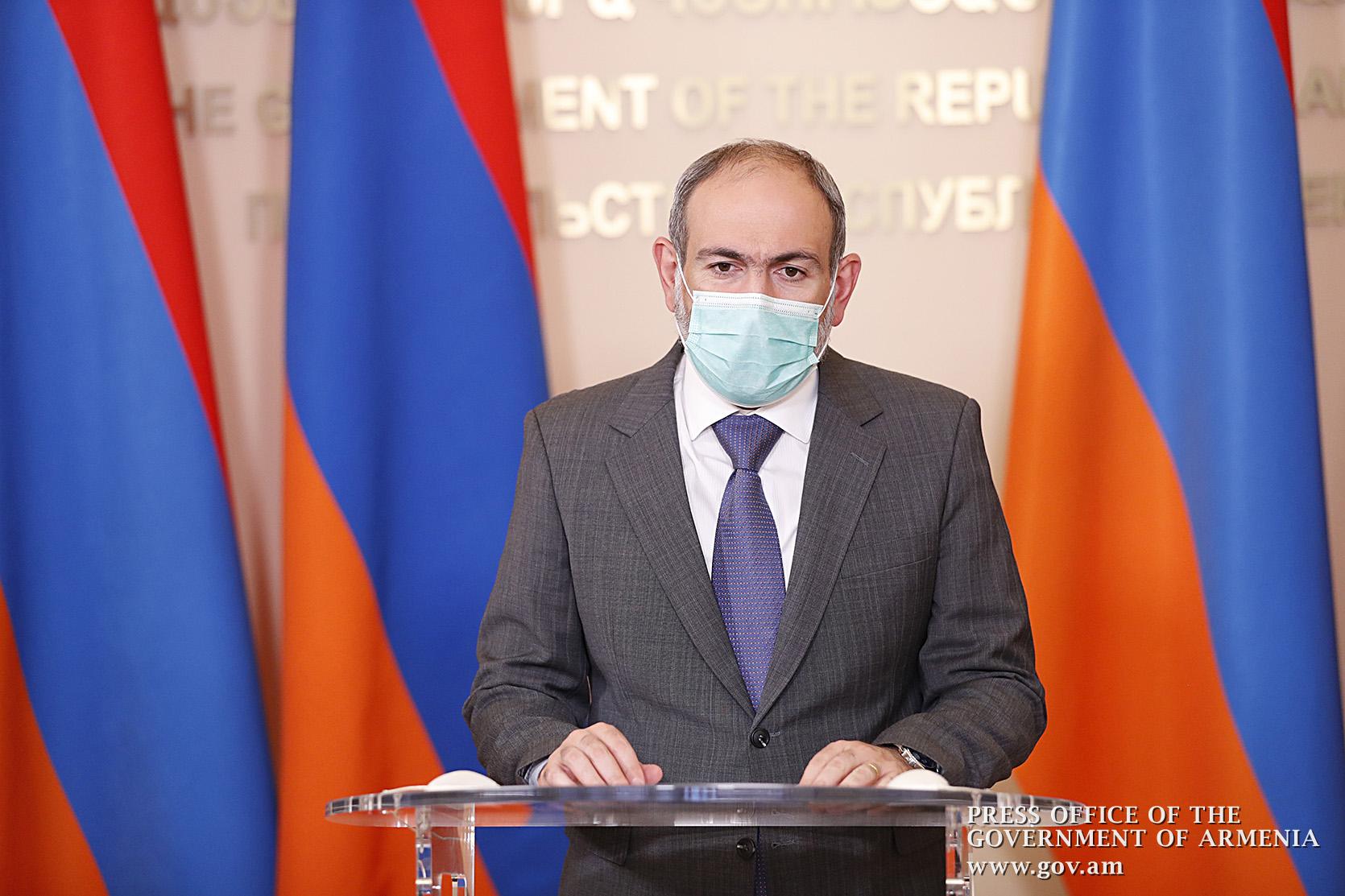 Photo of Пашинян признал неэффективность децентрализованной борьбы с коронавирусом