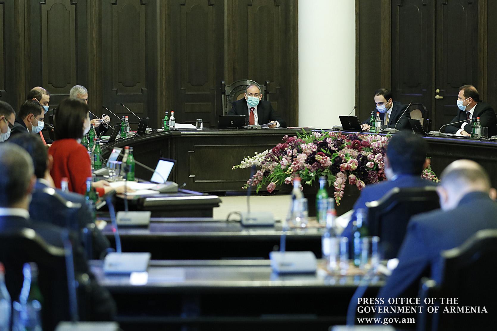 Photo of Կառավարությունը հաստատել է Կորոնավիրուսի տնտեսական հետևանքների չեզոքացման 23-րդ և 24-րդ միջոցառումները