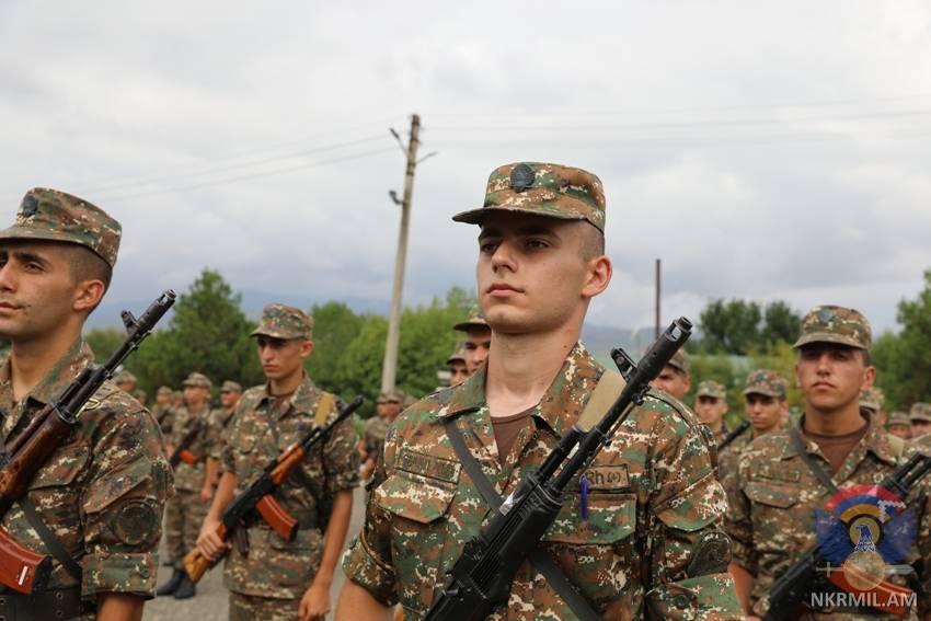 Photo of Զինվորական երդման արարողություն