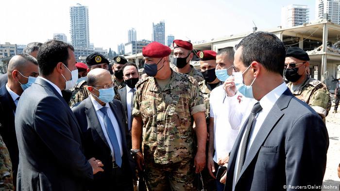 Photo of Президент Ливана оценивает ущерб от взрывов в Бейруте в 15 млрд долларов