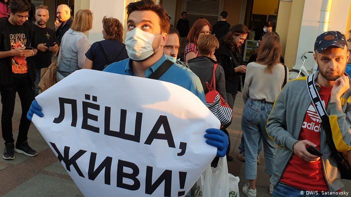 Photo of Кремль отрицает отравление Навального — и это проблема. Мнение политика ФРГ