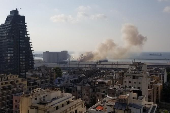 Photo of Число жертв при взрыве в Бейруте превысило 100, количество пострадавших — более 4 тысяч