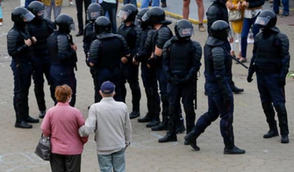 Photo of Բելառուսի ՆԳՆ-ն հրաժարվել է միանալ ցուցարարներին