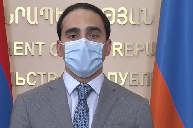 Photo of Режим ЧП в Армении будет продлен еще на месяц, но с рядом послаблений – Авинян
