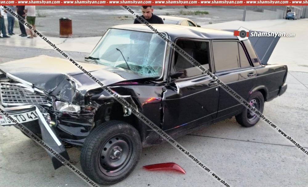 Photo of Ավտովթար Արարատի մարզում. բախվել են Hyundai Elantra-ն և 07-ը. կա վիրավոր