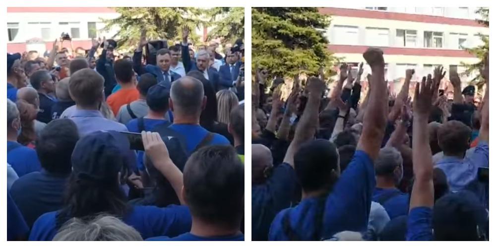 Photo of Кого избрали на самом деле? Количество рук, поднятых в пользу Лукашенко вызвал всеобщий смех